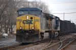 CSX 135 & 726